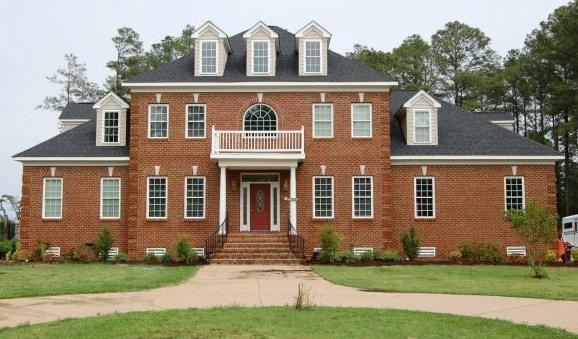 Enjoyable Bricks Morales Building Design Largest Home Design Picture Inspirations Pitcheantrous